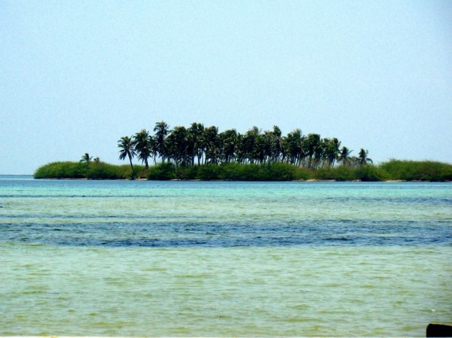Anda island