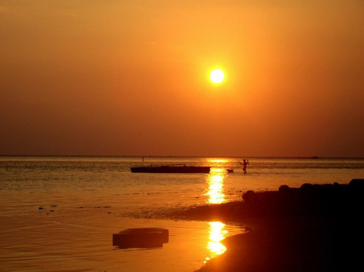 sun set surip