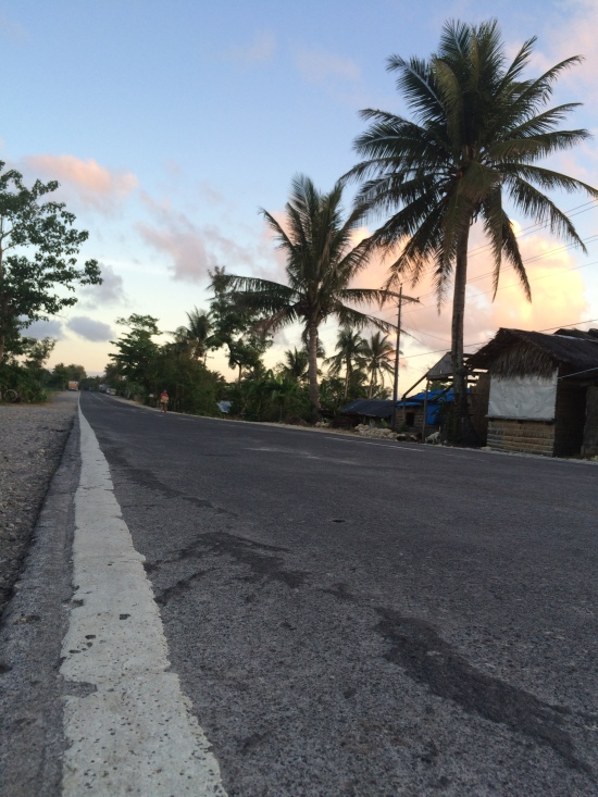 empty road quezon