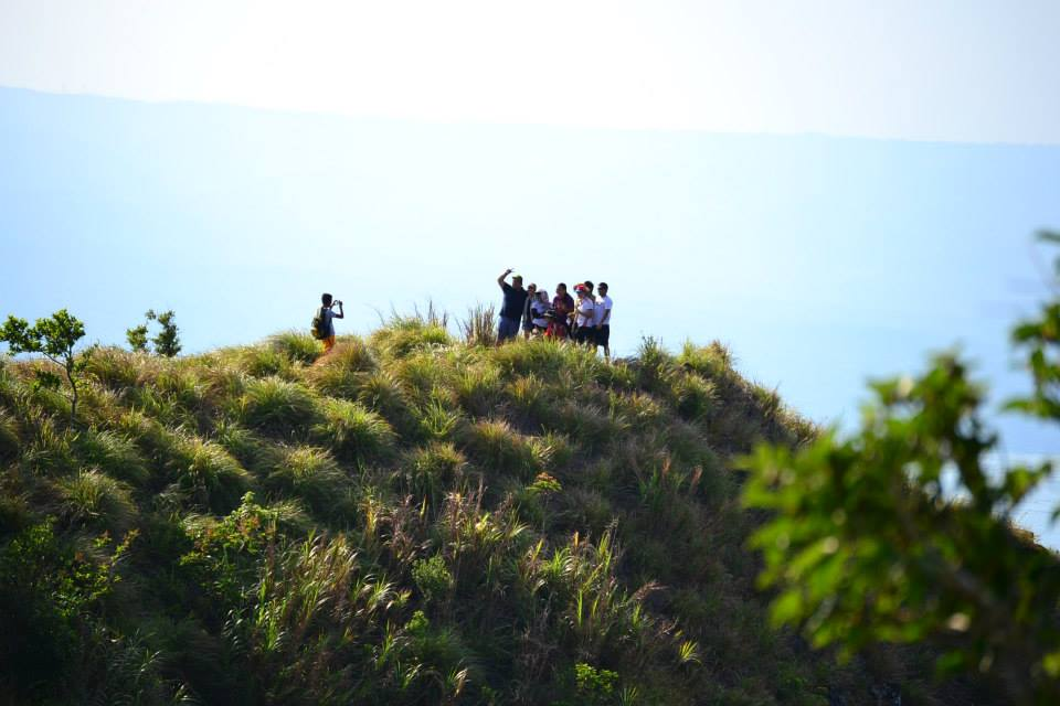 Nice shot taken from a different angle! - Wilfred Coronel, Mt. Maculot; May 2015